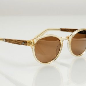 Kaka – Honey | Bio-acetate sustainable sunglasses