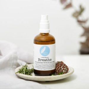 Breathe Aromatherapy Room & Linen Mist – 100ml