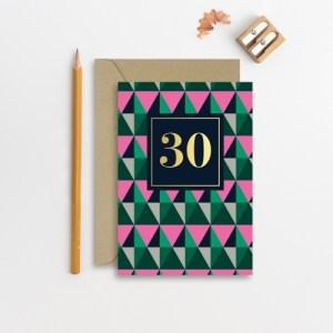 Age 30 Female card