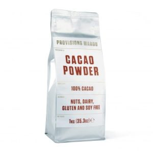 Cacao powder 1Kg pouch - Cacao powder 1kg pouch 500x500