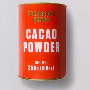 Cacao powder 250g tin - Cacao powder 250g tin solo 500x500