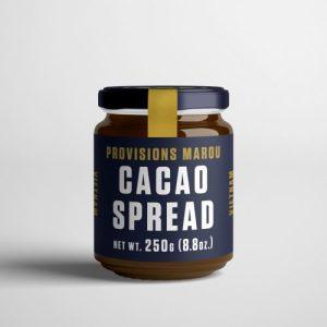 Cacao spread 250g tin