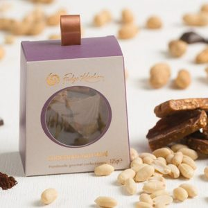 Chocolate Nut Brittle - Delectables 0425 Nut Pave Box Lifestyle 500x500