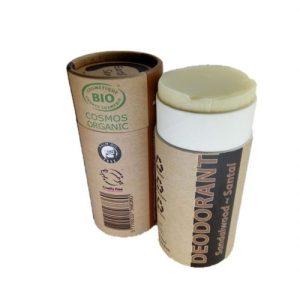 Organic Natural Deodorant – Sandalwood 100ml