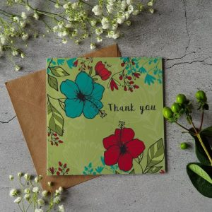 Thank You – Green