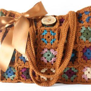 Crochet bag granny – Renee