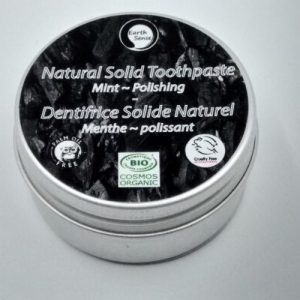 Natural Solid Toothpaste – Polishing (Full carton – 32 pieces)