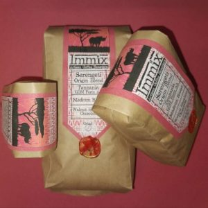 1kg Serengeti Single Origin – Tanzania (Pack of 6)