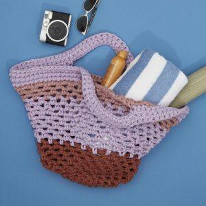"""Ingrid Grande"" beach bag"