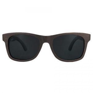 Jay – earth friendly 100% bamboo Sunglasses Black