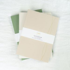 A5 notebook (Stone)