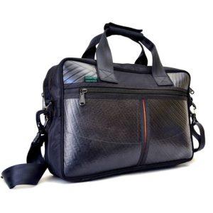 Laptop bag Panda – Black