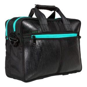 Laptop bag Panda – Turquoise