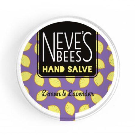 Lavender Beeswax Hand Salve