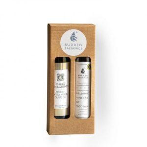 Olive Oil and Balsamic Vinegar Gift Box - OliveOilBalsamicVinegarGiftBox 720x 500x500