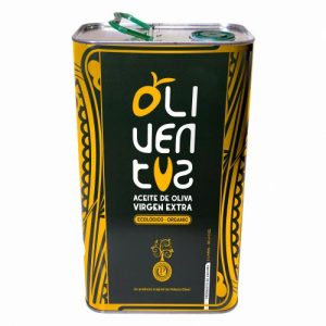 Oliventus Extra Virgin Olive Oil 3 liters can (Organic)