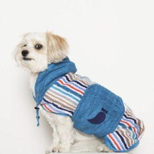 Peggy Dog Bathrobe Towel