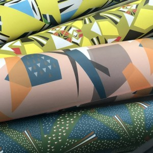 Blue Throat Gift Wrap Sheet - ROLLED PAPER 500x500