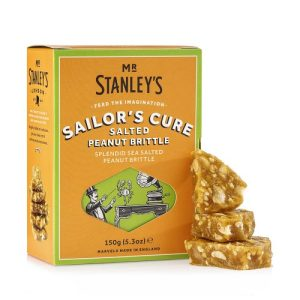 Sailor's Cure Brittle (Classic Peanut Brittle)