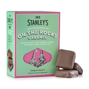 On the Rocks Caramel ( Milk Chocolate Coated Salted Caramels ) - STAN016 OnTheRocksCaramel Side 500x500