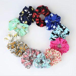 Handmade Cotton Scrunchies