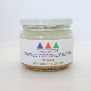 Organic Toasted Coconut Butter – 130g