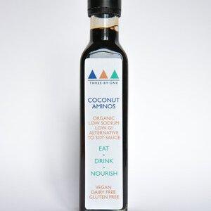 Organic Coconut Aminos – 250ml