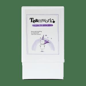 Unicorn Tea Green Jasmin 20 Pyramid Bags