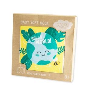 Soft book hello world
