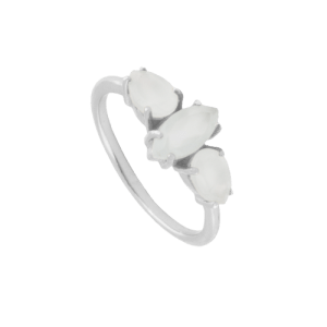 Kasia Silver White Ring - anillo kasia blanco plata 1000x1000 crop center 500x500