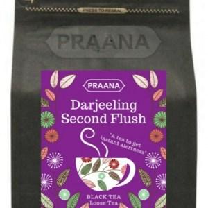 Darjeeling Tea – Margaret's Hope Estate 2nd Flush – Retail Pack 100g ( Pack of 6)