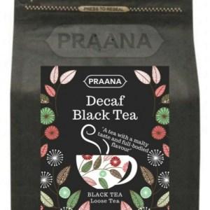Decaffeinated Black Tea – Retail Pack 100g ( Pack of 6)