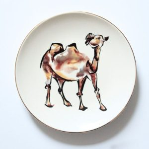 Bedouin Side Plates (set of 2)