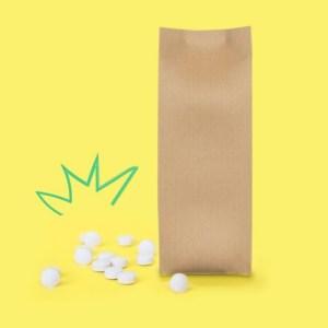 Organic Mint Chewable Toothpaste – Bulk 1kg
