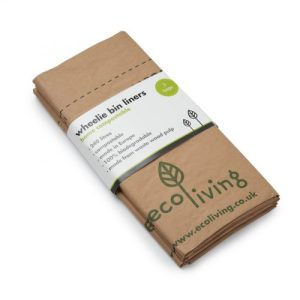 Compostable Wheelie Bin Liners - ecoLiving wheelie bin liners bags paper uk 500x500
