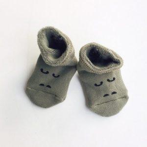 Soft Baby Booties Ally The Agtor - hektik newborn socks ally front 72dpi 1024x1024 500x500