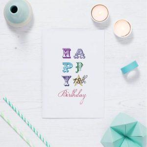 Retro Letters 21st Birthday Card - il 794xN.2949621003 kjlx 500x500