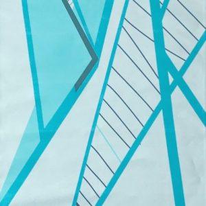 Table Runner – Scandinavian collection Blue