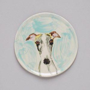 Greyhound Plate