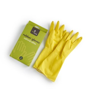 Natural Latex Rubber Gloves - natural rubber gloves ecoliving small 500x500