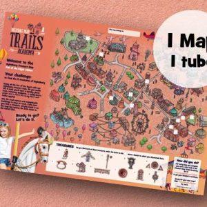 Aylesbury Treasure Map Trail - County Buckinghamshire - products aylesbury 1024x1024@2x1 500x425