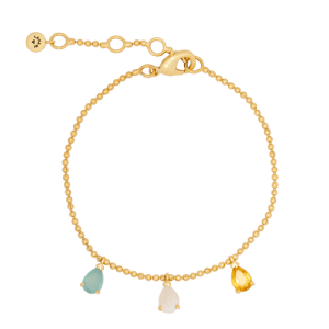 Pride Water And Yellow Bracelet - pulsera pride 1 1000x1000 crop center 500x500