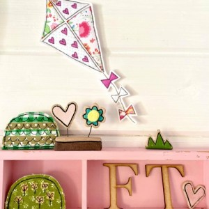 Flossy Teacake Kite Hanging Decoration - received 2868104746779960 500x500