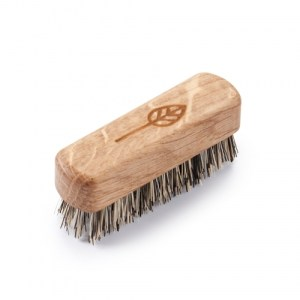Beard Brush (FSC 100%) - wooden beard brush vegan 500x500