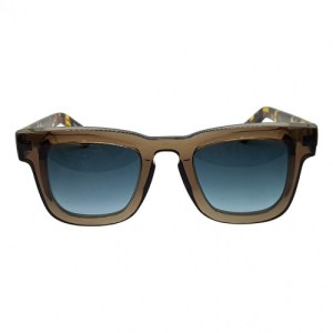 Gustavo Eyewear – G39 – TL GRAY / ANIMAL PRINT