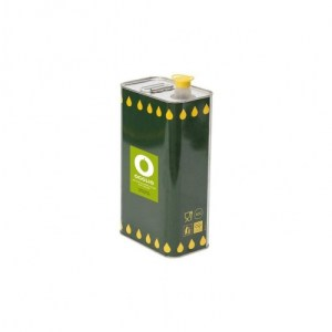 Extra Virgin Olive Oil : Box of 4 tins (3 litres each)