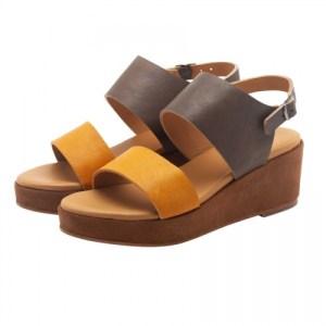 Femi Sun Taupe Sandal