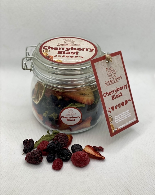 Cherryberry Blast Cocktail Infusion