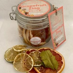 Grapefruit Zing Infusion : 500ml Gift Jar