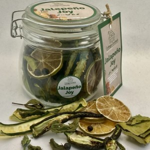 Jalapeño Joy Organic Infusion : 500ml Gift Jar